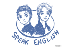 Don't you want to learn english with these guys?