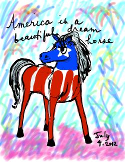 America Horse